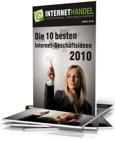 die besten Geschäftsideen 2010