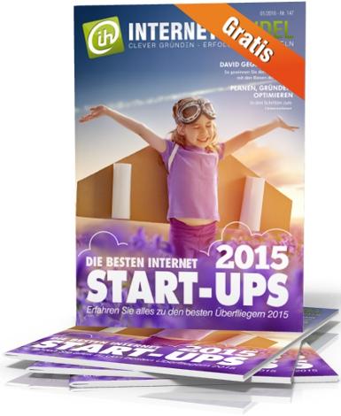 Die besten Internet-Start-ups 2015 weisen Ihnen den Weg