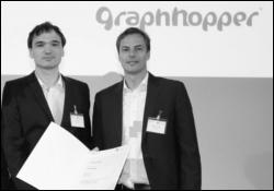 Die Routenplaner - www.graphhopper.com