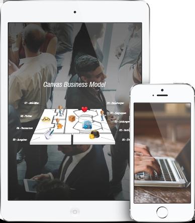 So spüren Sie per Canvas Business Model frühzeitig Schwächen auf