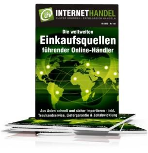 Die weltweiten Einkausquellen führender Online-Händler
