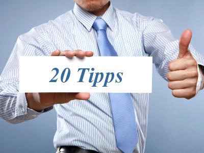 20 Tipps zum Mobile-Commerce