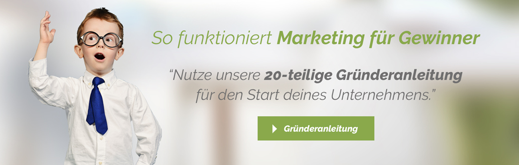 So funktioniert Marketing für Gewinner