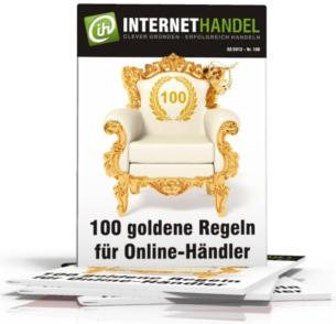 100 goldene Regeln für Online-Händler