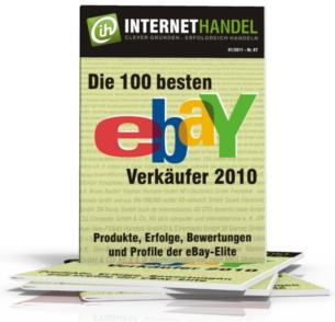 Die 100 besten eBay Verkäufer 2010