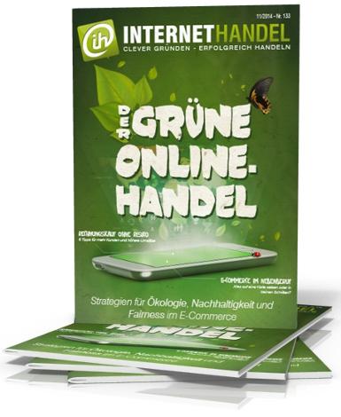 Nachhaltige Online-Konzepte: INTERNETHANDEL erklärt den grünen Online-Handel