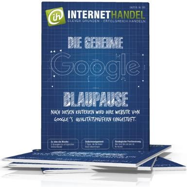 Endlich aufgedeckt: Die geheime Google-Blaupause