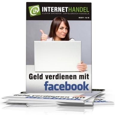 Neu: Geld verdienen mit Facebook