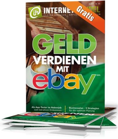 Geld verdienen mit eBay - so werden Sie zum Profi-Verkäufer