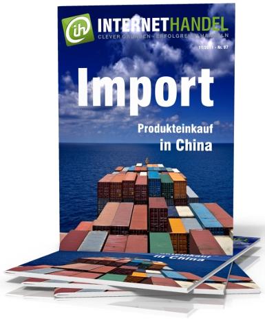 Import - Produkteinkauf in China
