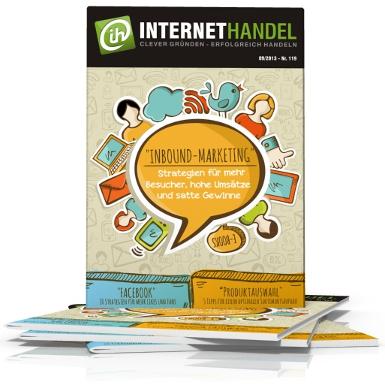Inbound-Marketing - das geheime Rezept für mehr Besucher, hohe Umsätze und satte Gewinne