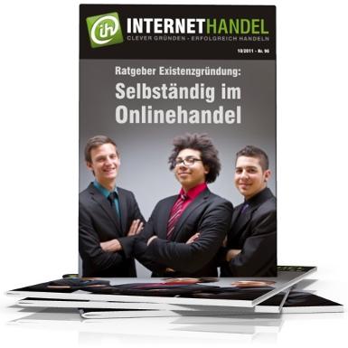 Ratgeber Existenzgründung: Selbständig im Onlinehandel