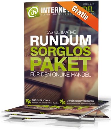 Das Rundum-Sorglos-Paket für den Online-Handel