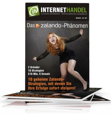 Das Zalando-Phänomen - INTERNETHANDEL erklärt die geheimen Umsatzstrategien