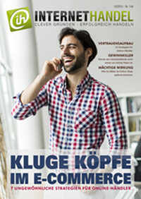 Kluge K�pfe im E-Commerce - 7 ungew�hnliche Strategien