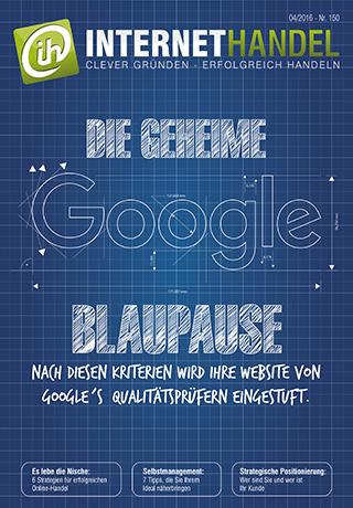 Die geheime Google-Blaupause   Kriterien von Google�s Qualit�tspr�fern