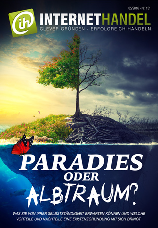 Paradies oder Albtraum - Vorteile und Nachteile einer Existenzgr�ndung