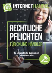 Rechtliche Pflichten für Online-Händler | So bringen Sie Ihr Business auf die sichere Seite