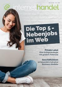 Die Top 5 - Nebenjobs im Web